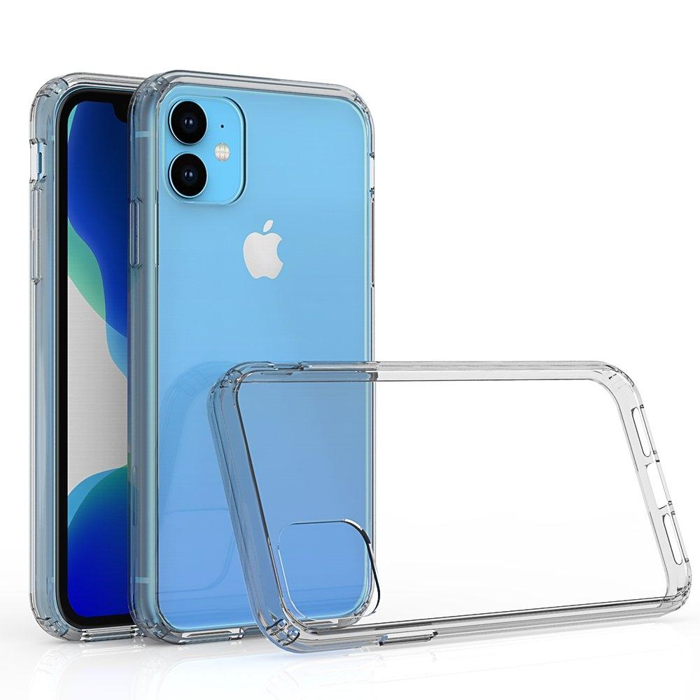 Рендеры iPhone XR 2019 с прозрачным чехлом5