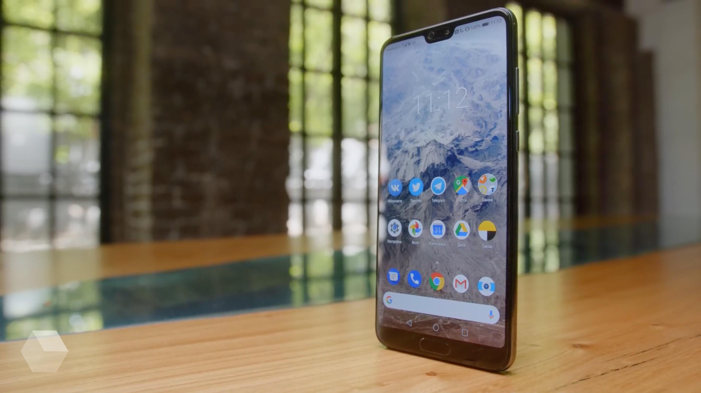 Huawei уже тестирует Android Pie для четырёх устройств