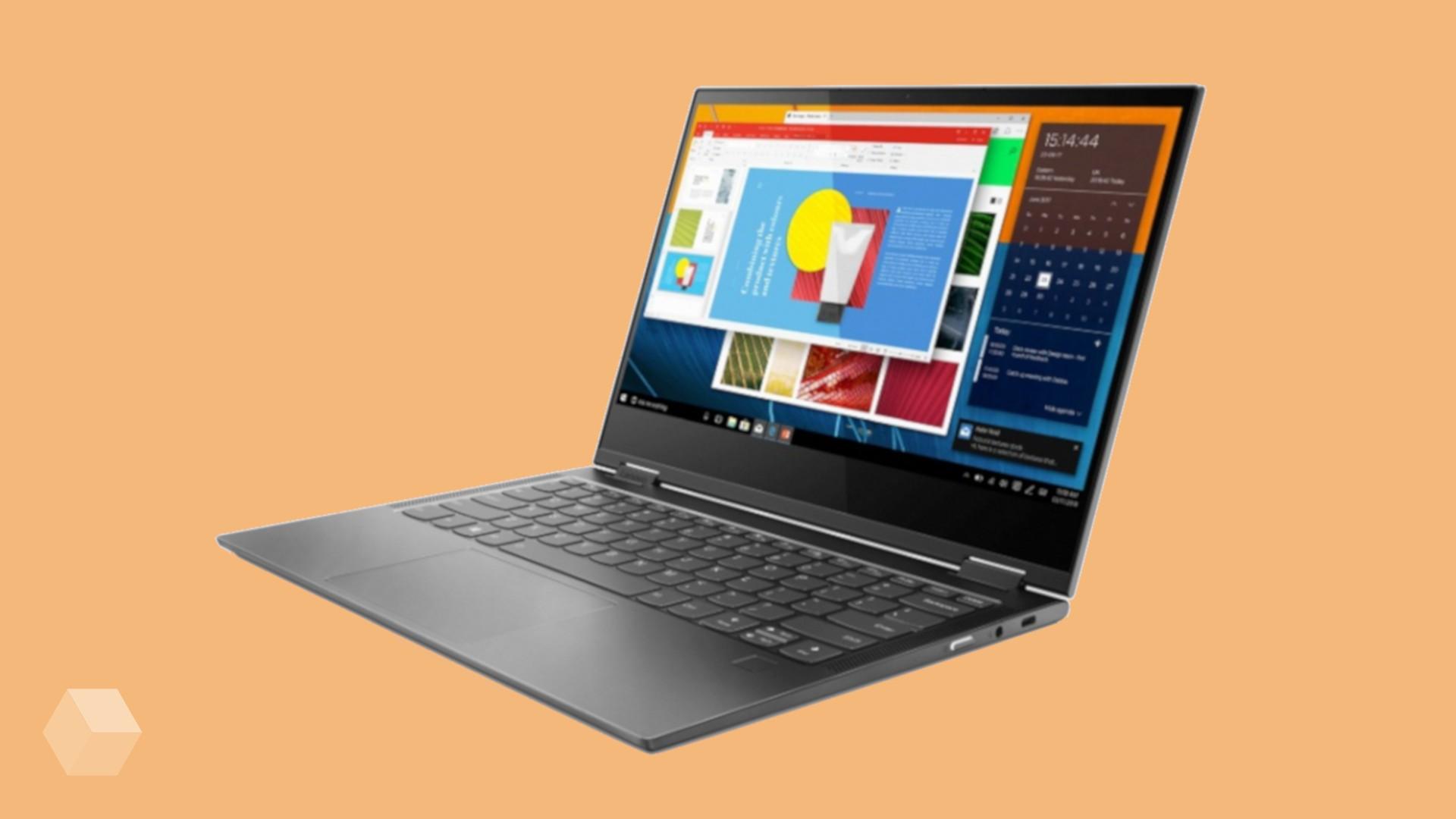 Lenovo показала первый лэптоп на Snapdragon 850