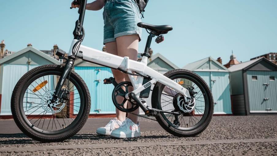 Складной велосипед HIMO Z20 появился на Indiegogo