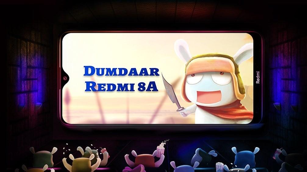 Презентация Xiaomi Redmi 8A состоится 25 сентября