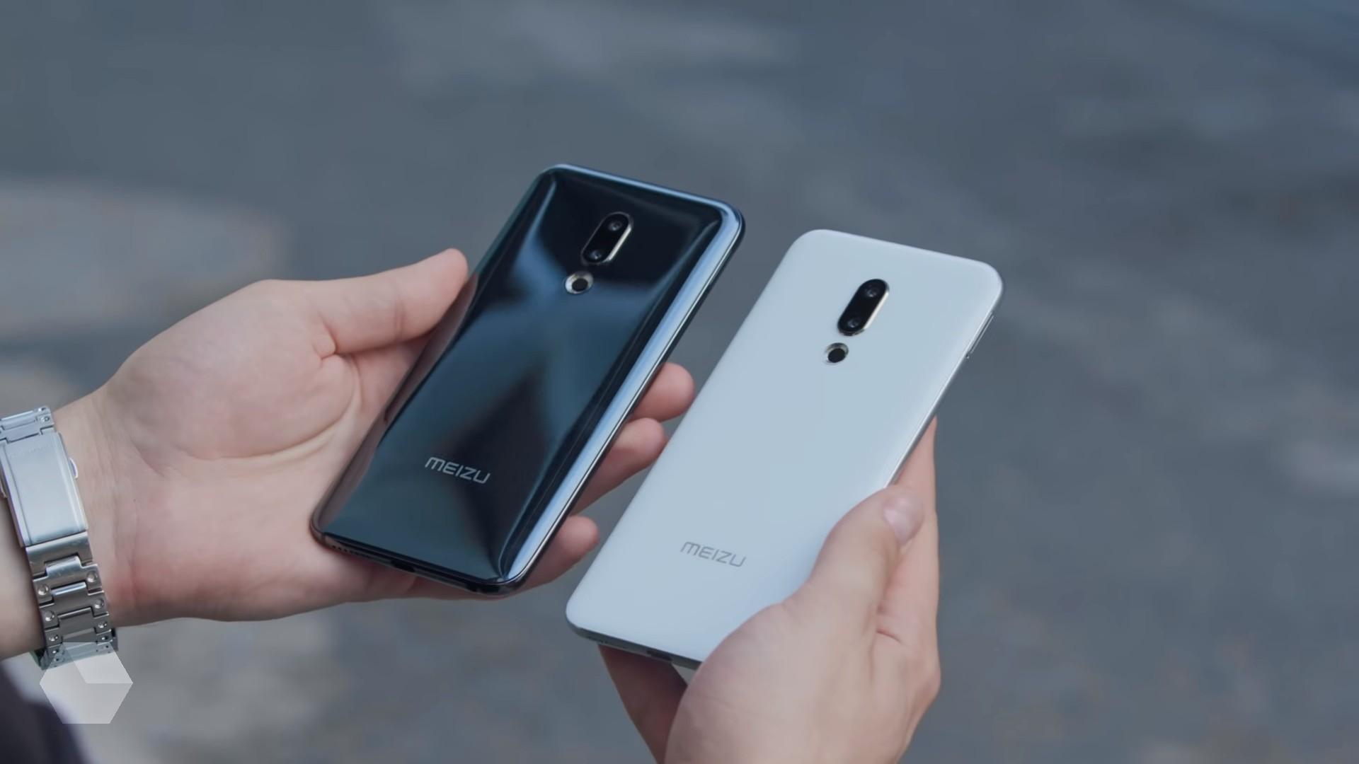 Meizu 8X впервые среди устройств бренда получит вырез в экране