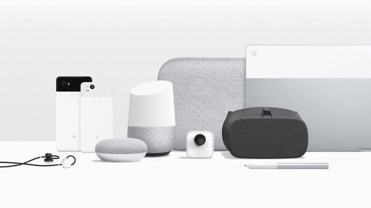Официально: Google Pixel 3 и 3 XL представят 9 октября