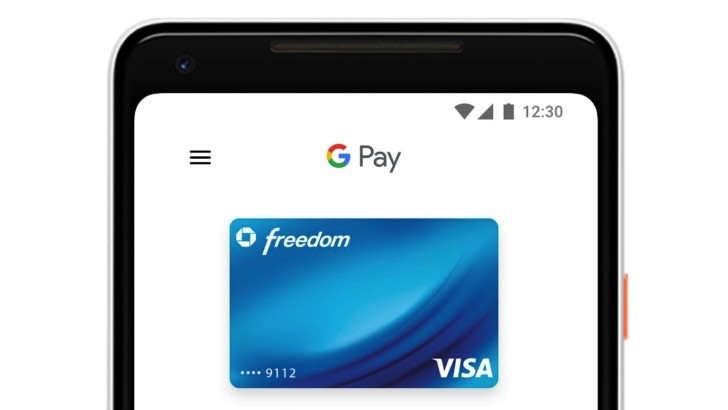 Google начала заменять Android Pay на Google Pay