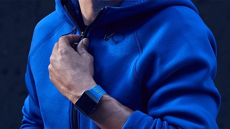 Умные часы Fitbit Ionic обновились до Fitbit OS 2.0