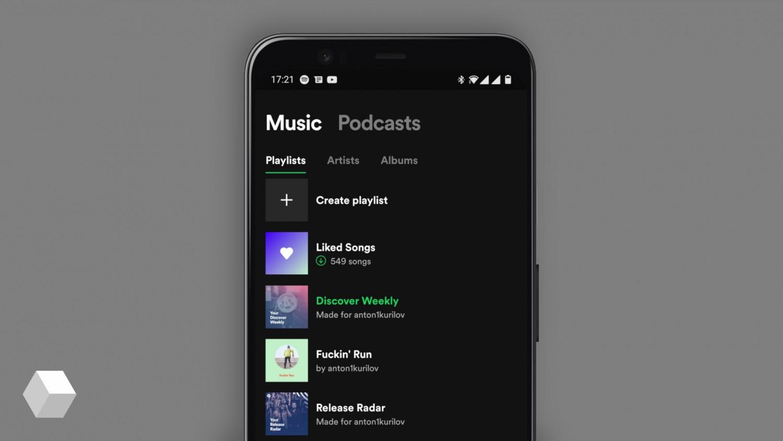 В правилах использования Spotify появились Россия, Украина, Беларусь и Казахстан