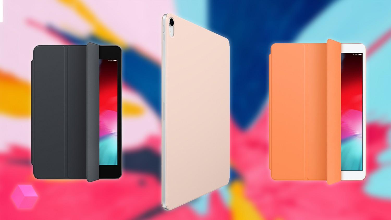 Apple обновила «умные чехлы» для iPad Air и iPad mini 5