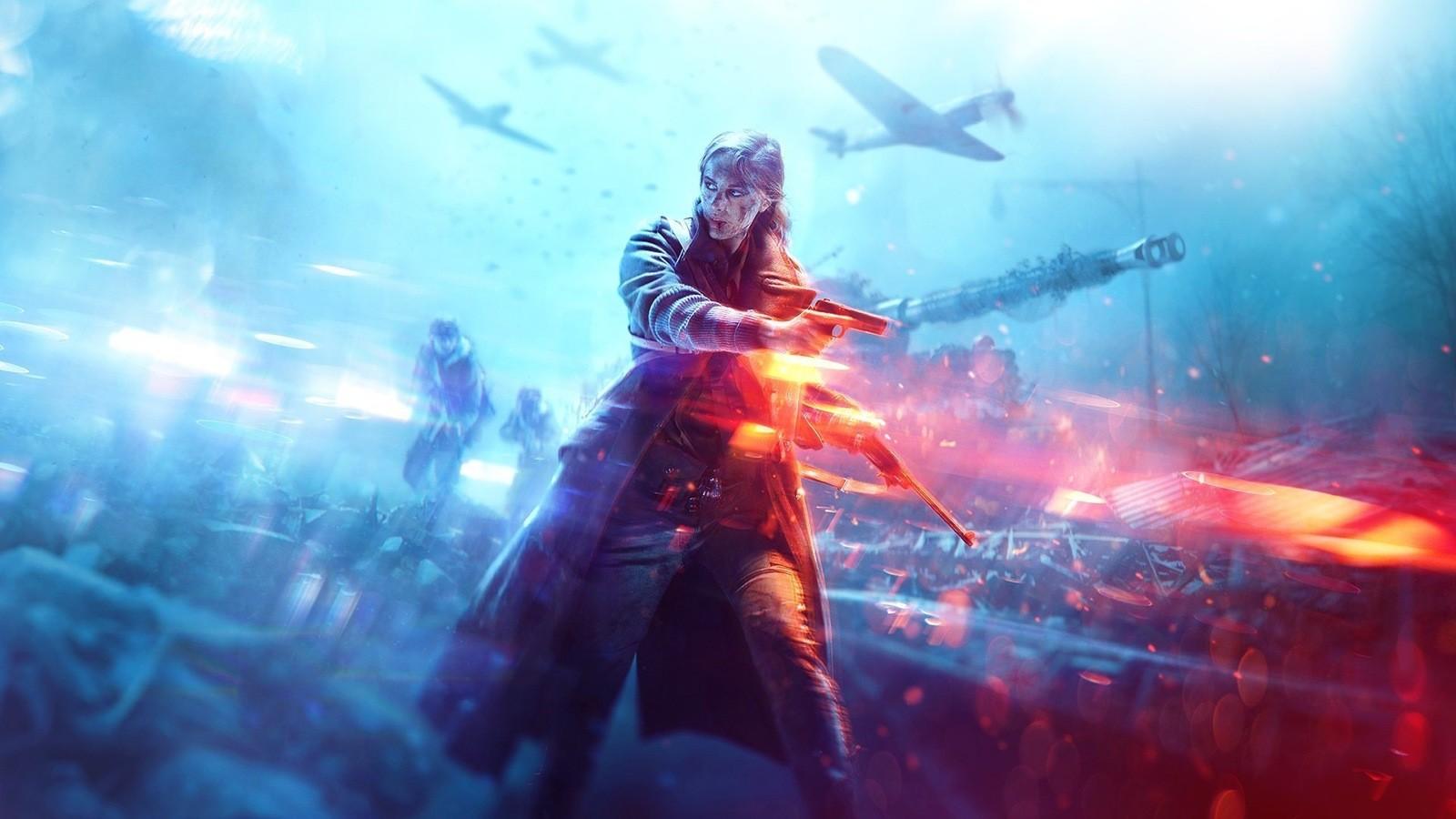 Battlefield V на PC предлагают забрать бесплатно на неделю
