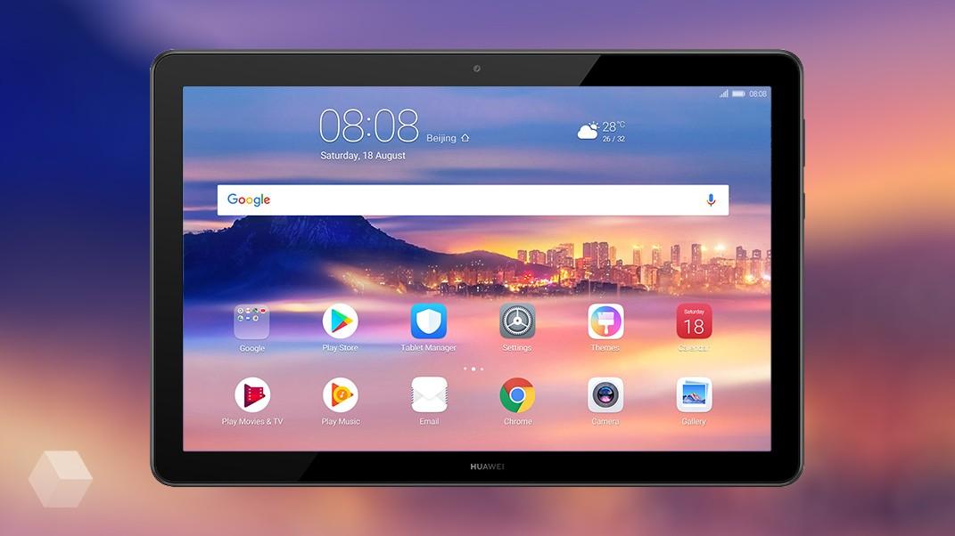 Huawei представила MediaPad T5 в России