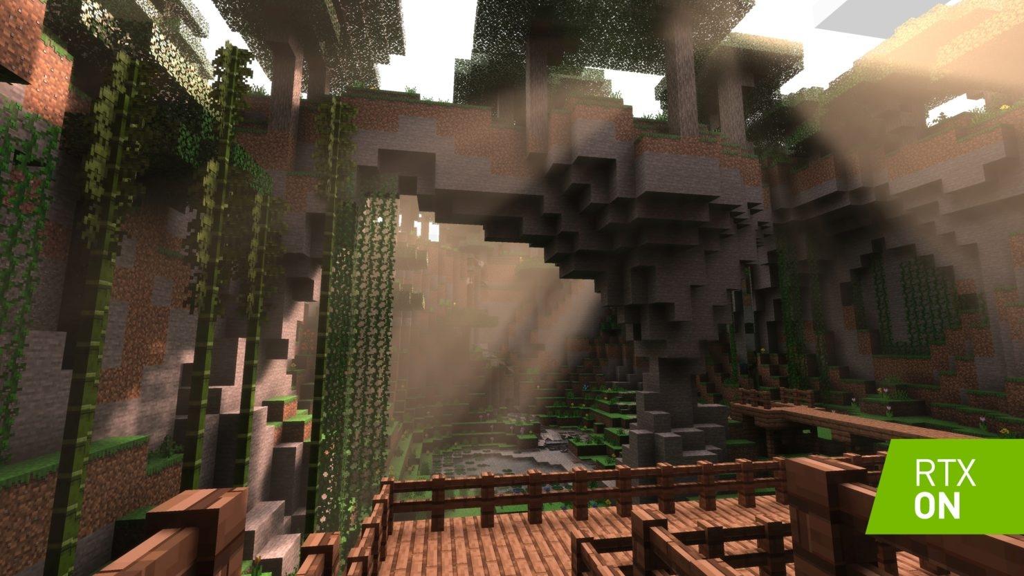Nvidia показала футуристический Watch Dogs: Legion и Minecraft с рейтрейсингом7