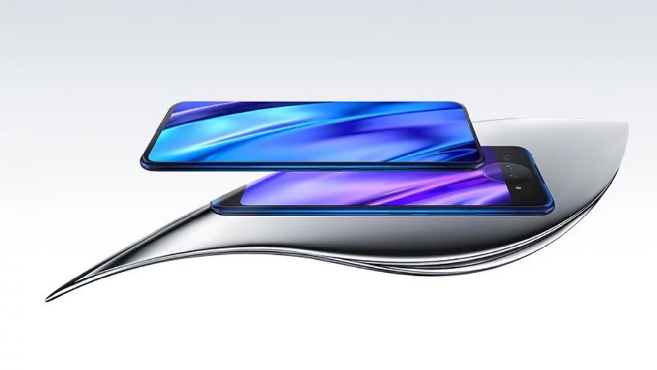 Двухэкранный Vivo NEX 2 показался на официальном рендере