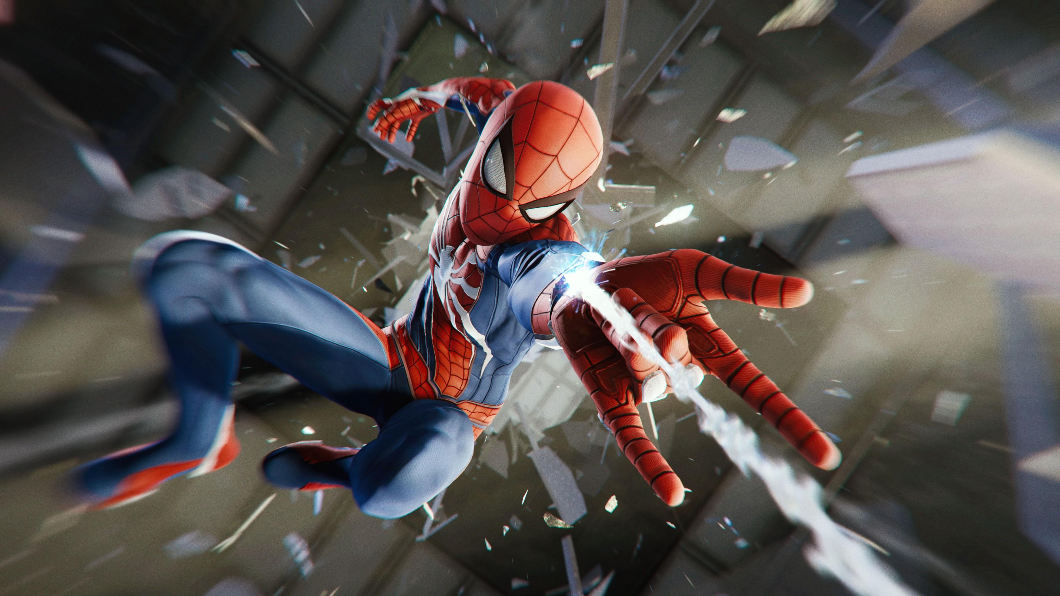 Второе сюжетное DLC для «Marvel's Человек-Паук» выйдет 20 ноября