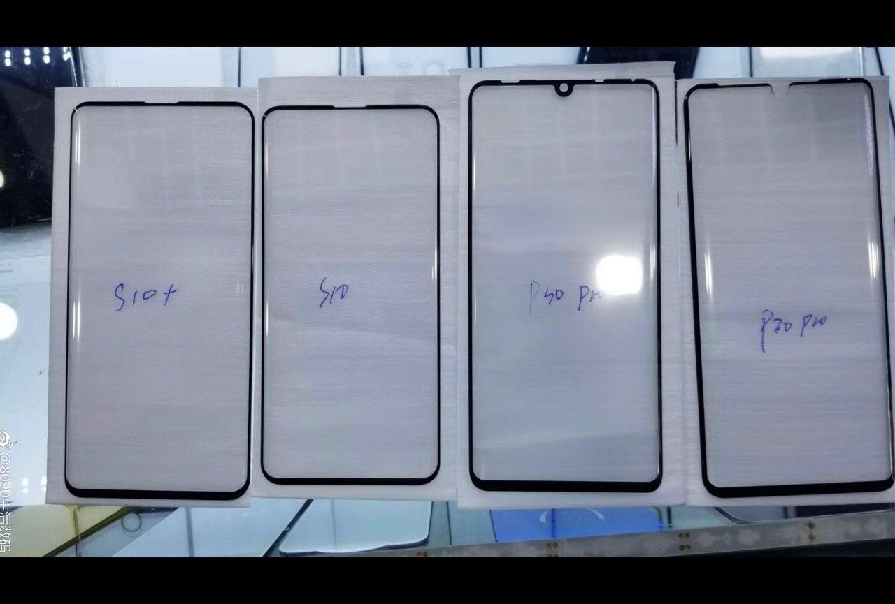 Huawei P30 Pro не получит отверстие в дисплее1