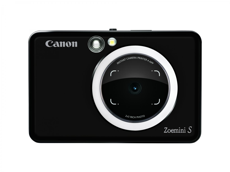 Canon представила камеры с моментальной печатью и карманный принтер2