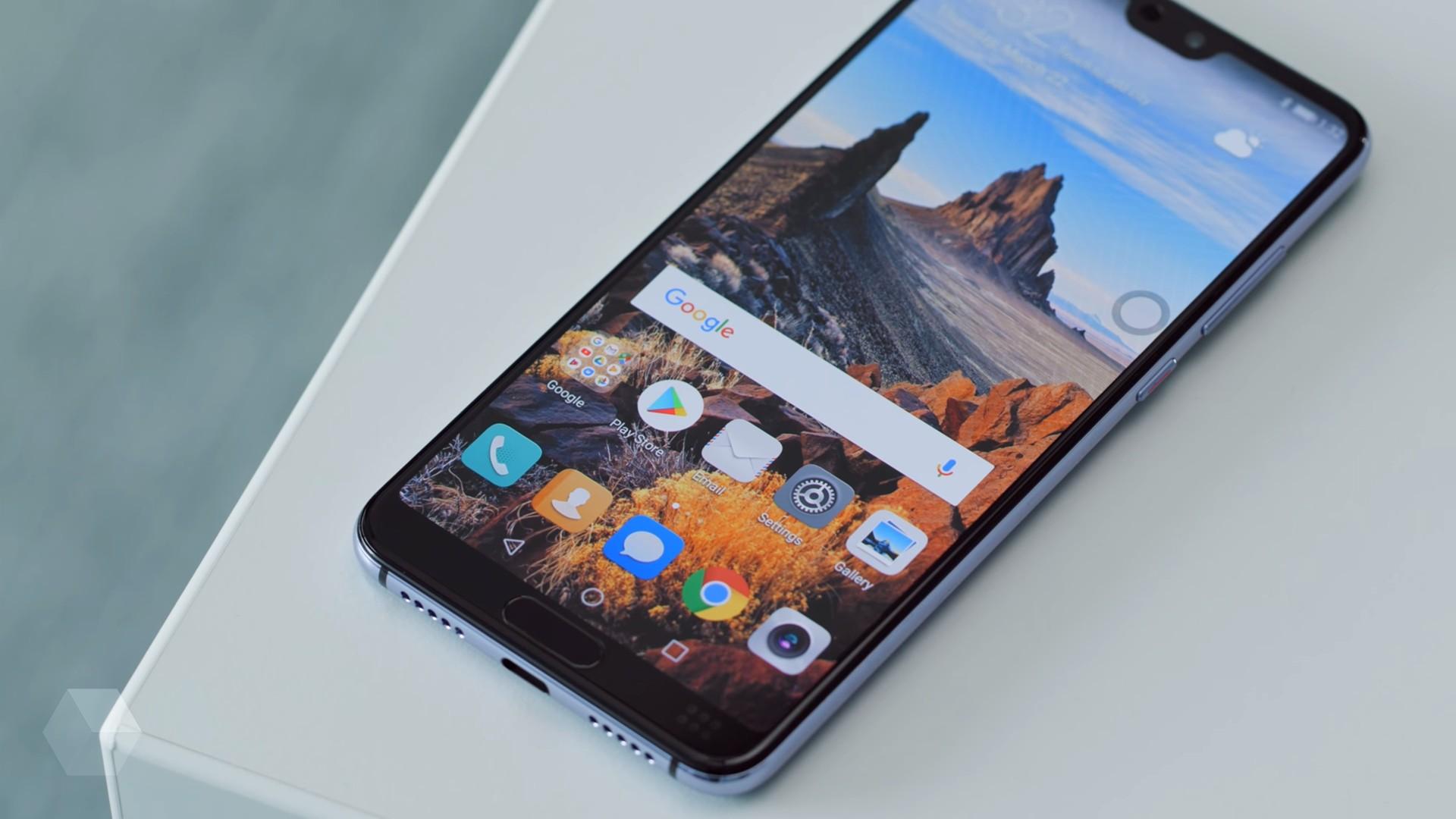 Huawei рассказала, как будет проходить обновление смартфонов до Android Pie