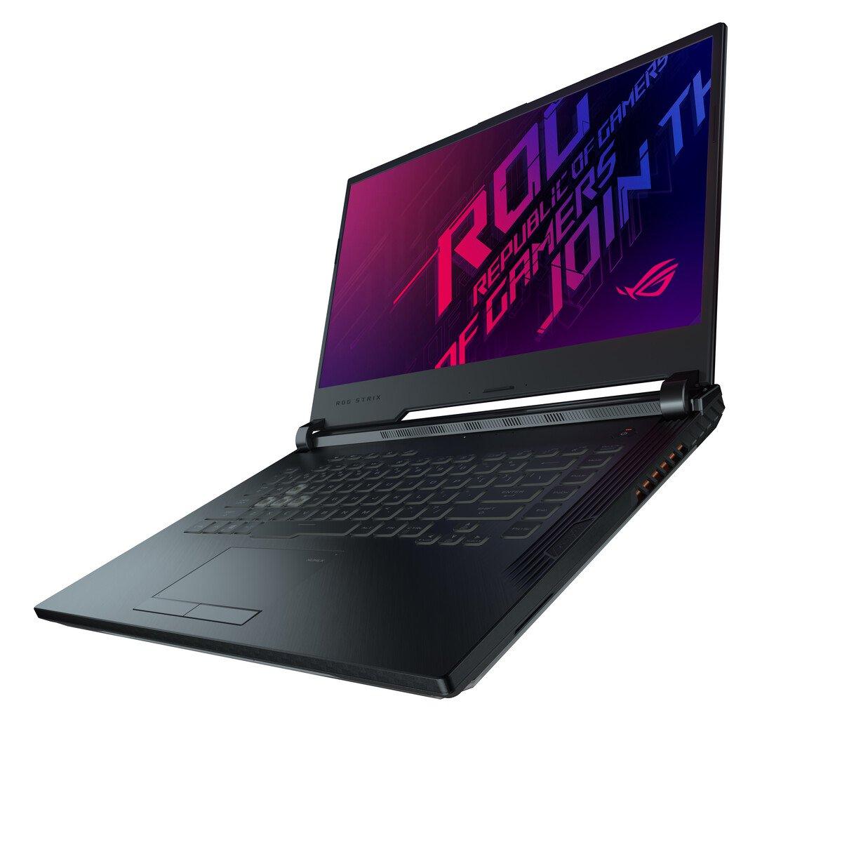 Новые игровые ноутбуки Asus ROG стали доступны в России10