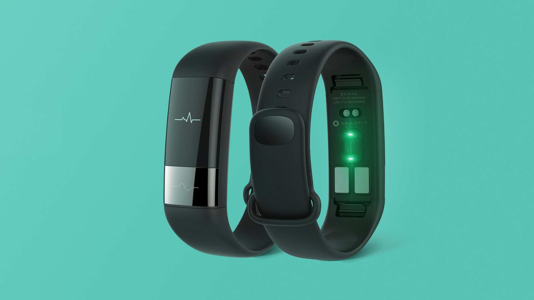 Amazfit Health Band 1S защитит сердце с помощью ИИ
