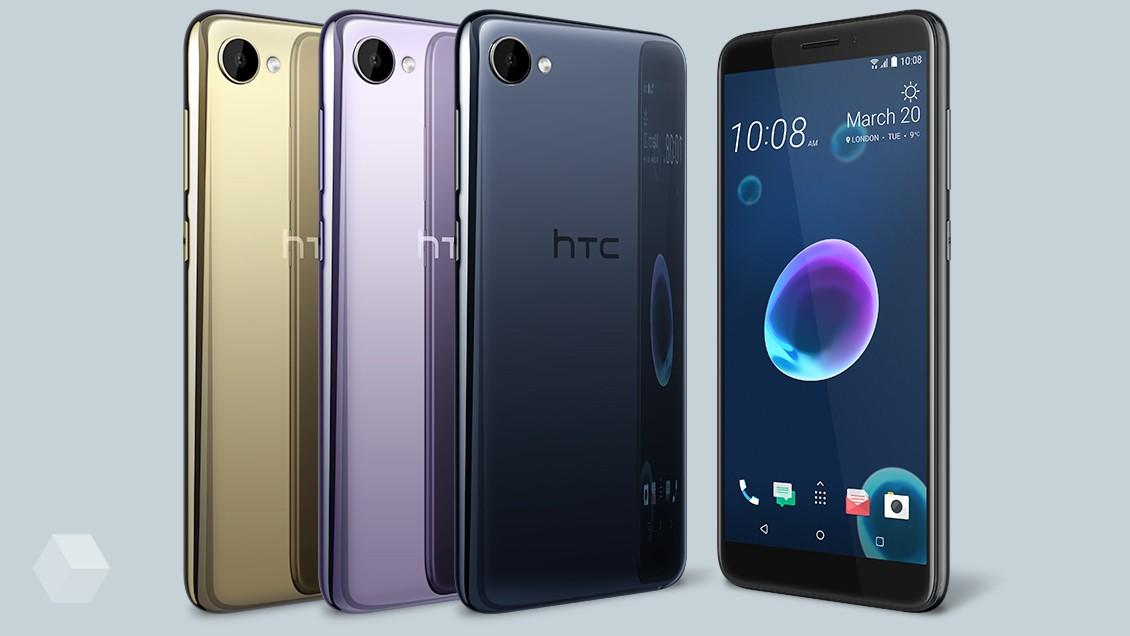HTC пополнила линейку Desire двумя смартфонами1