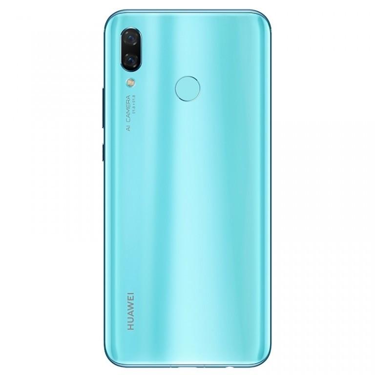 Huawei показала смартфон Nova 3 до анонса3