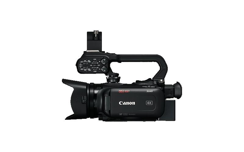 Canon представила три профессиональных видеокамеры серии XA3
