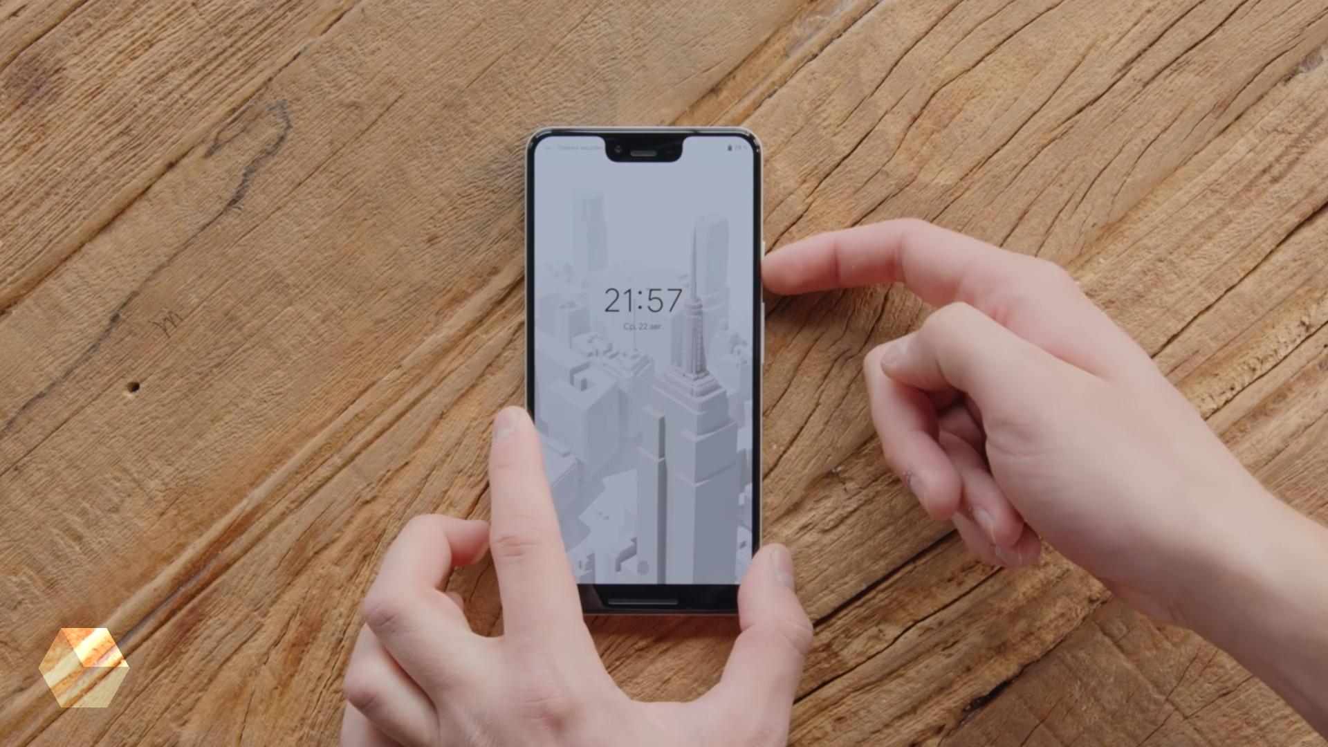 iFixit: Google Pixel 3 XL использует дисплей от Samsung