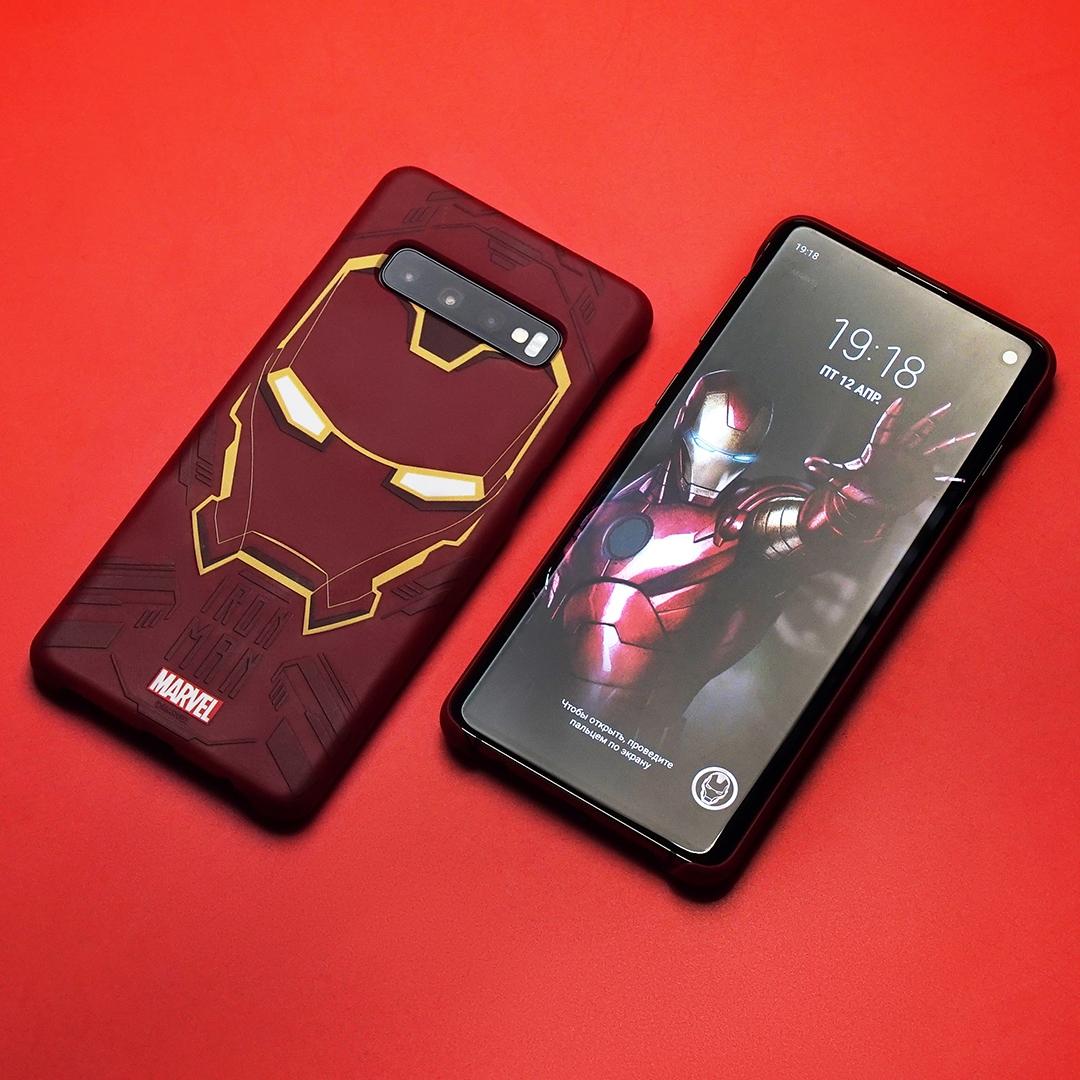 Samsung и Disney выпустили чехлы в дизайне Marvel2