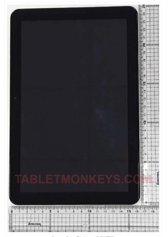 Первые фотографии планшетов Galaxy Tab Advanced 2 и Advanced 2 XL1