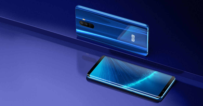 Elephone U Pro — Samsung Galaxy S9 за 350 долларов1