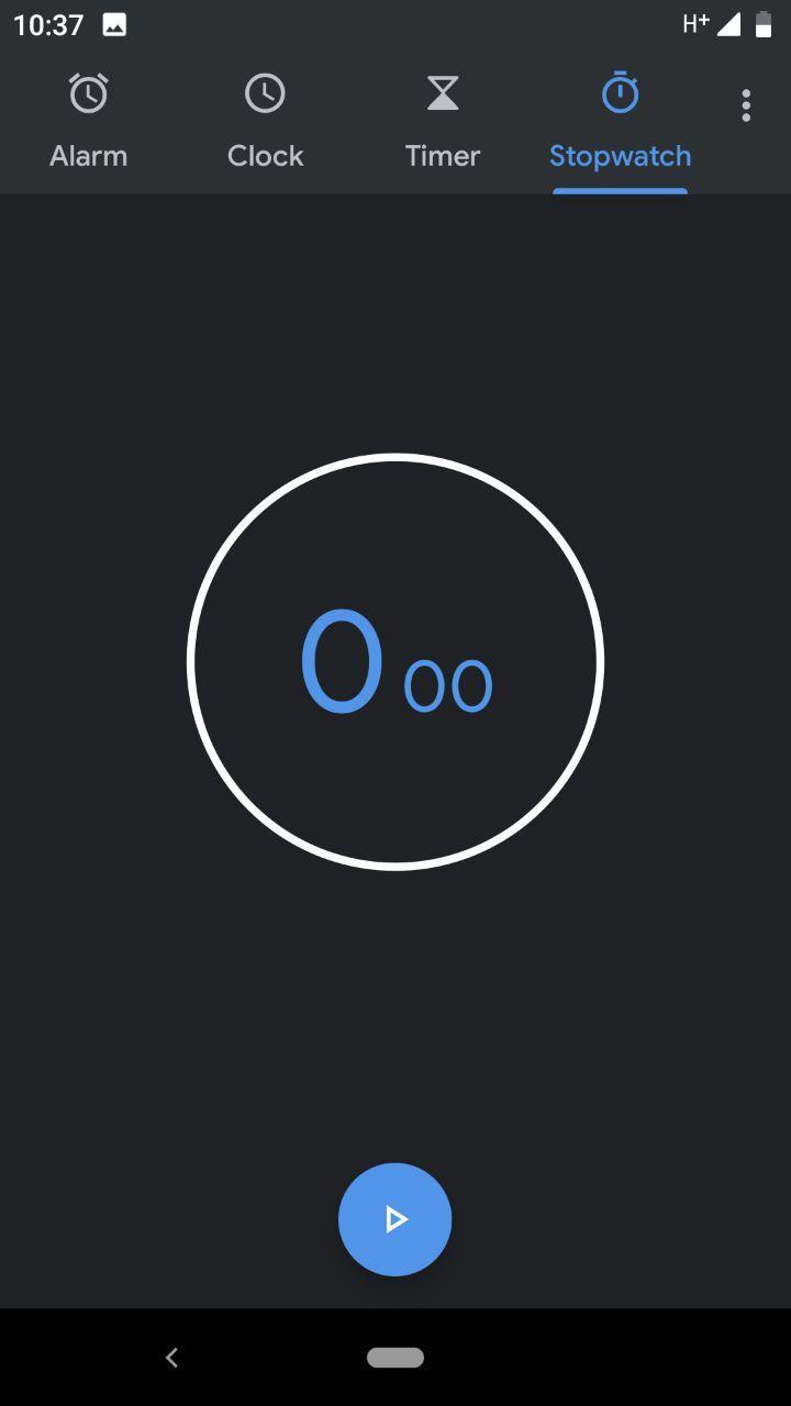 «Google Часы» 6.0 получили новый дизайн4