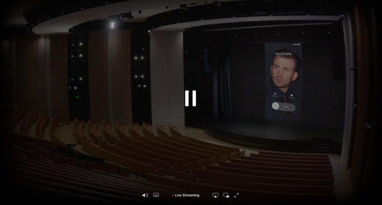 «Когда никто не пришёл на фан-встречу». Что интересного показали в пустом зале театра им. Стива Джобса1