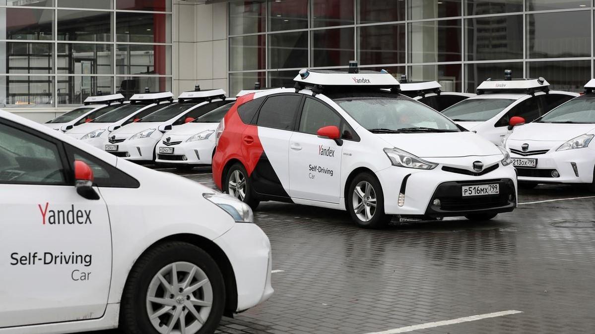 «Яндекс» планирует увеличить парк беспилотных автомобилей до 1000 единиц