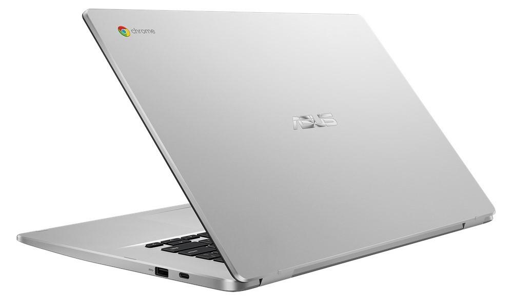 Представлен ASUS Chromebook C523 с 15-дюймовым экраном5