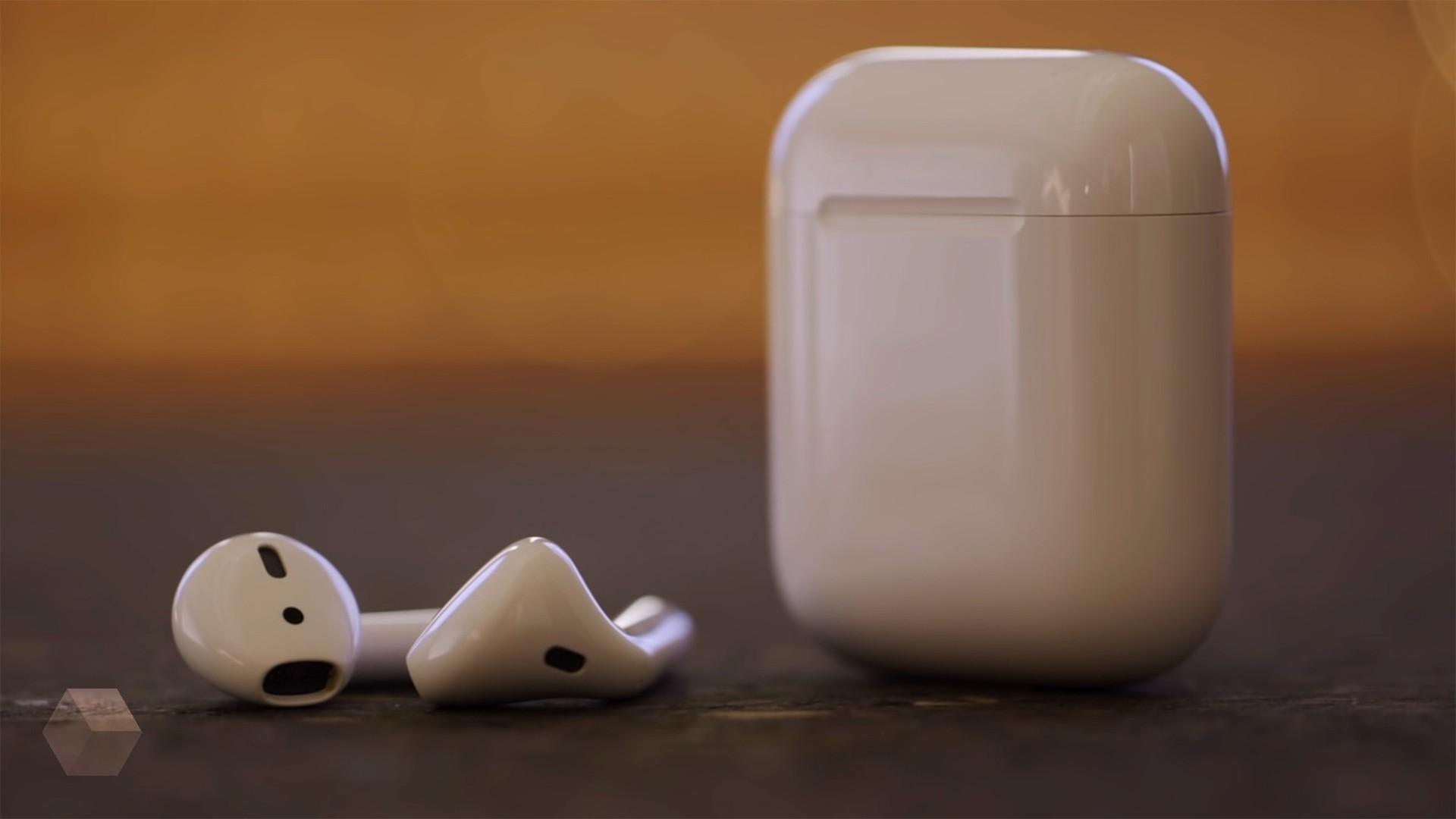 Apple запатентовала универсальные AirPods с биометрическими сенсорами