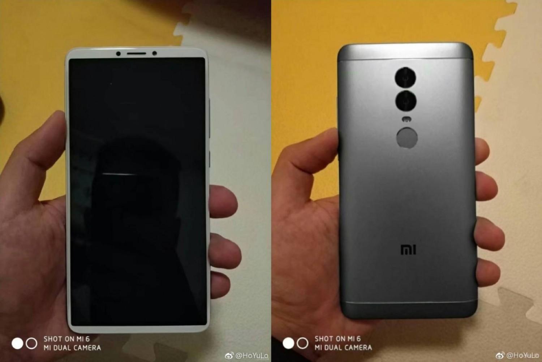Стали известны характеристики бюджетника Xiaomi Redmi Note 51