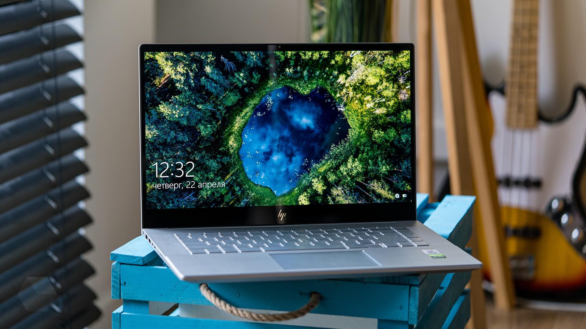 Обзор HP Envy 15. Изящный лэптоп на все случаи жизни