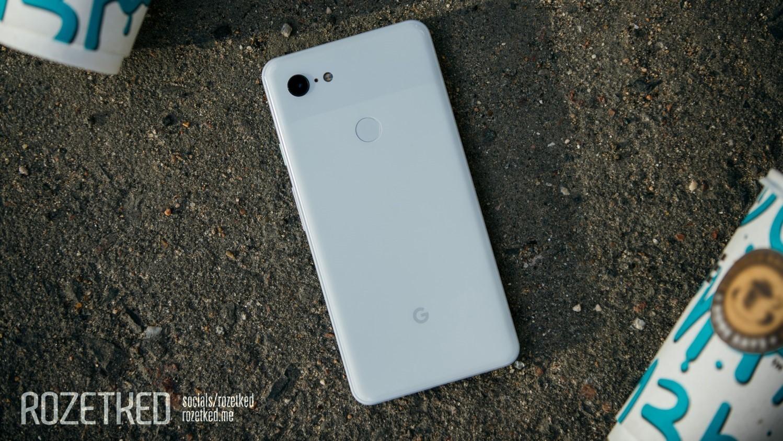Промостраница в Google Store тизерит Pixel3 и 3XL