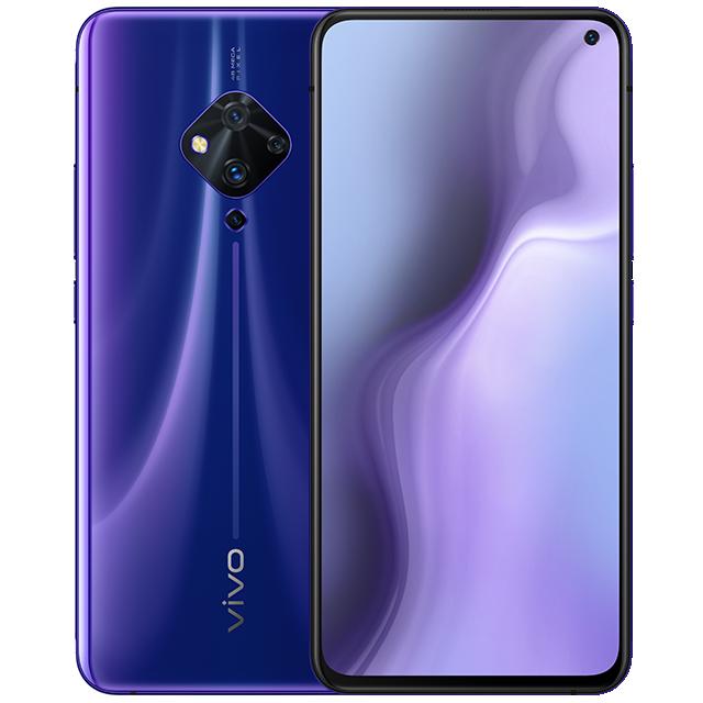 Представлен смартфон Vivo S5 с блоком из четырёх камер в форме ромба4