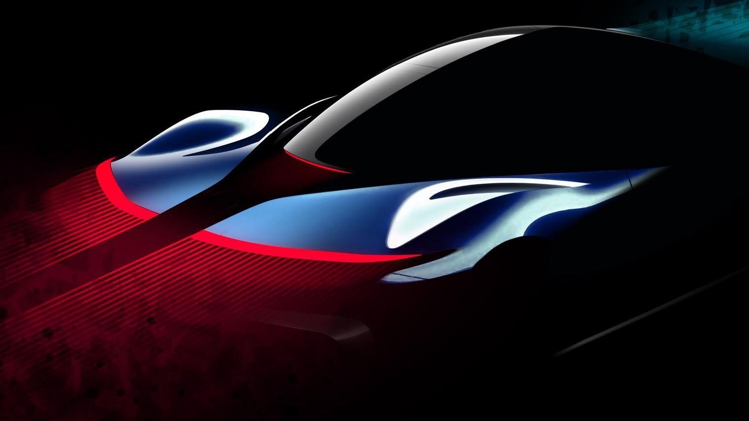 «Дизайнер» Ferrari выпустит гиперкар с электрическим приводом