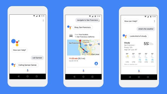 Google выпустила облегчённую версию Google Assistant