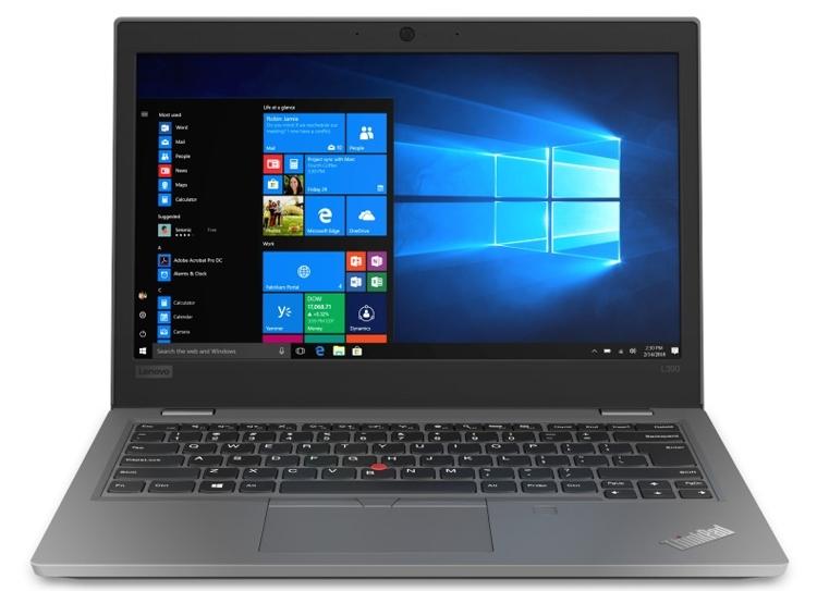 Lenovo представила бизнес-ноутбуки ThinkPad L390 и L390 Yoga4