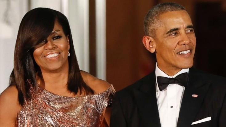 Барак и Мишель Обама выпустят свое шоу на Netflix