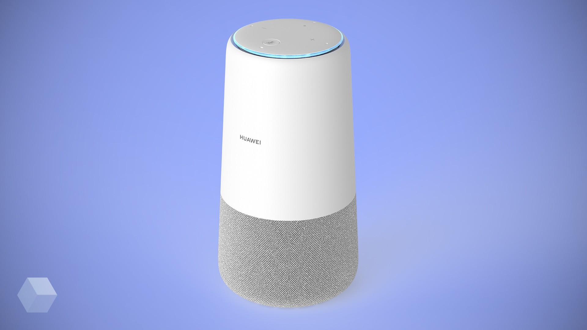 Умная колонка от Huawei с помощником Alexa