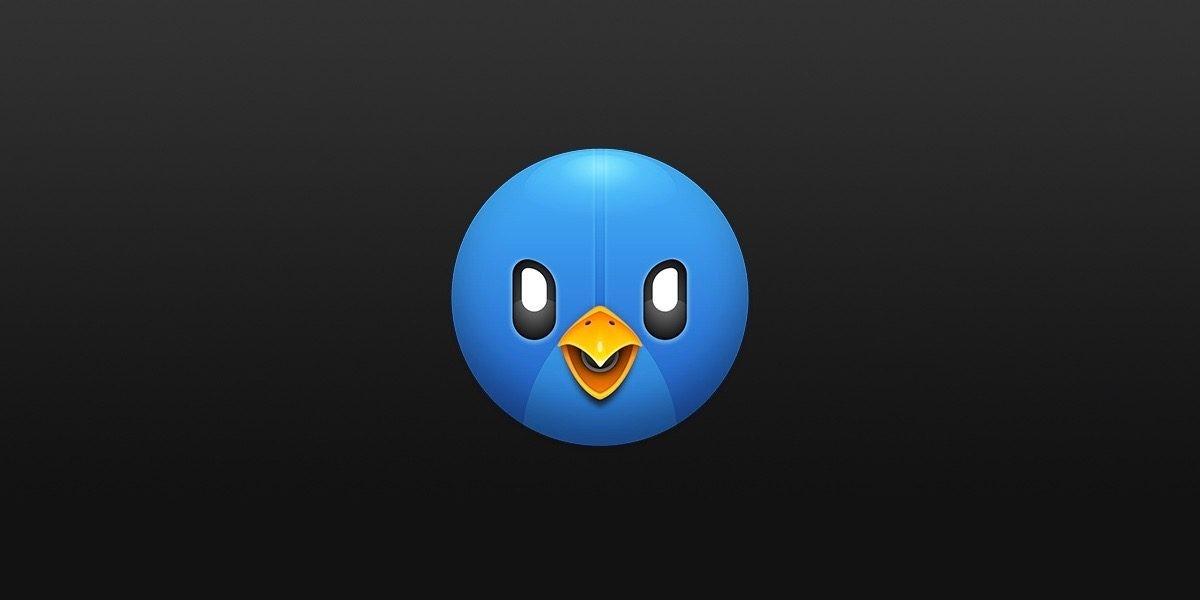 Tweetbot 3 для Mac — тёмная тема и агрессивная круглая иконка