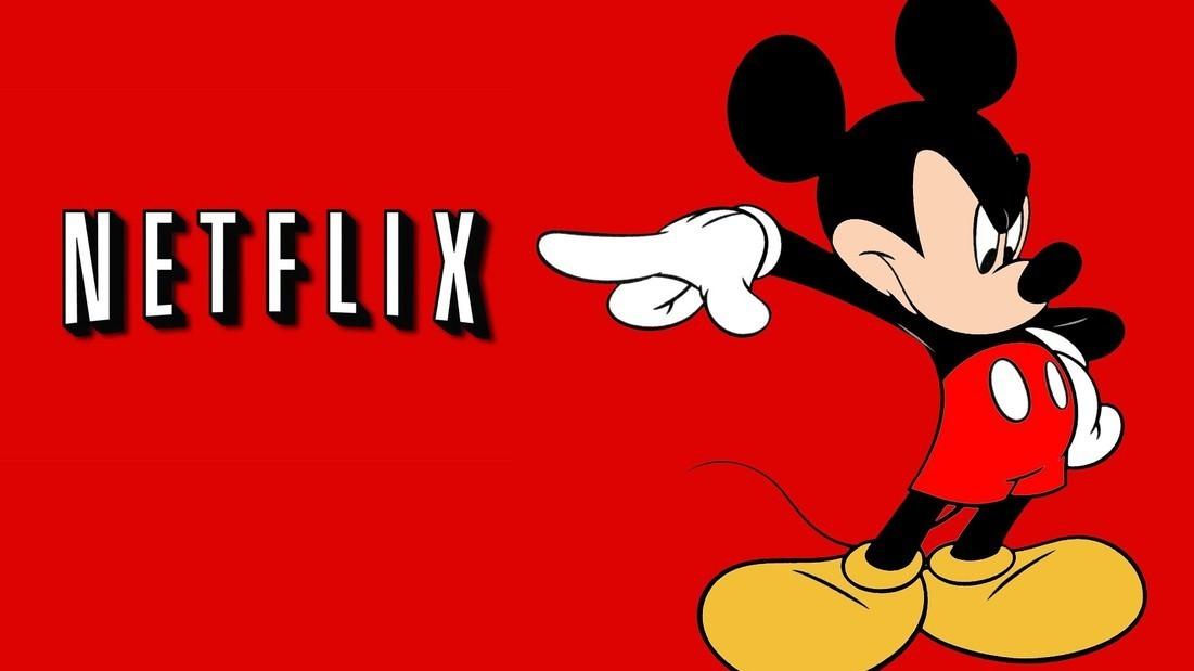Netflix терпит убытки на фоне успешного старта Disney+