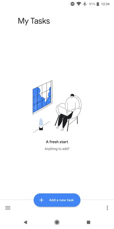 Перезапущенный сервис Google Tasks получил мобильное приложение2
