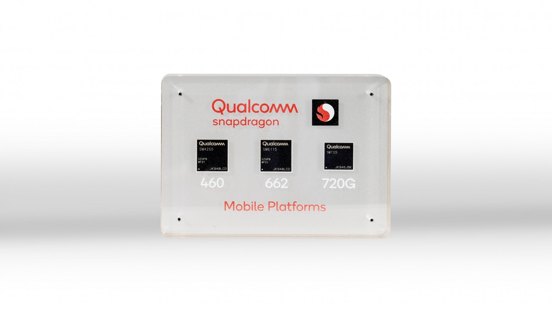 Qualcomm представила серию чипсетов Snapdragon начального и среднего уровней