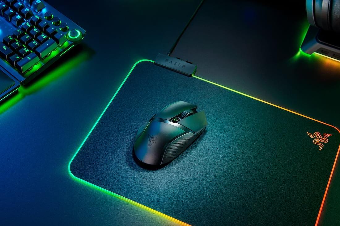 Razer представила новые игровые мыши Basilisk с технологией HyperSpeed3