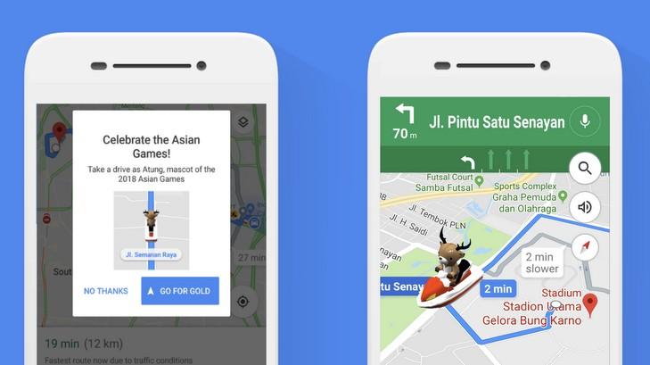 В «Google Карты» добавили отслеживание движения общественного транспорта