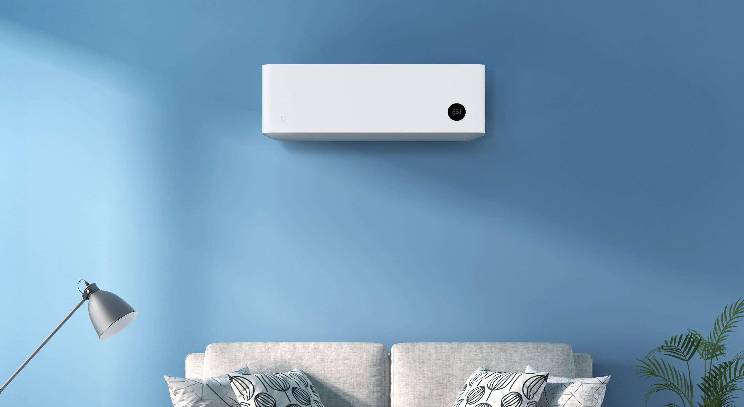 Mijia Smart Air Conditioner —  новый кондиционер компании Xiaomi