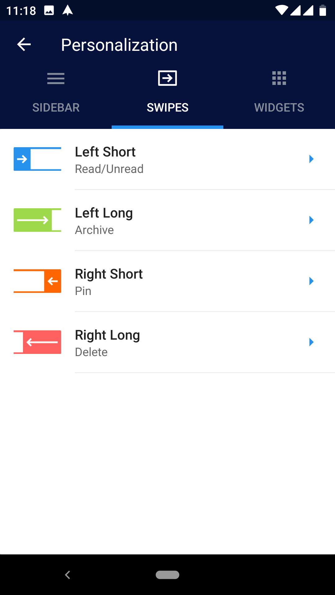 Spark для Android: достойная замена Google Inbox?23